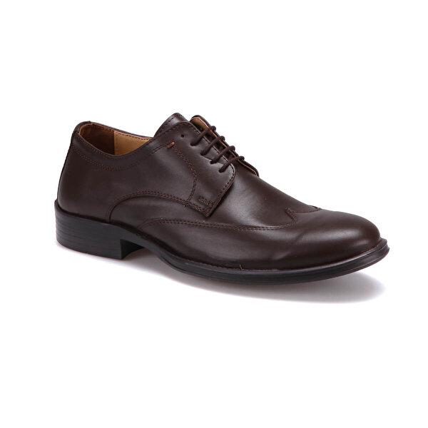 Garamond 017-3 M Kahverengi Erkek Klasik Ayakkabı