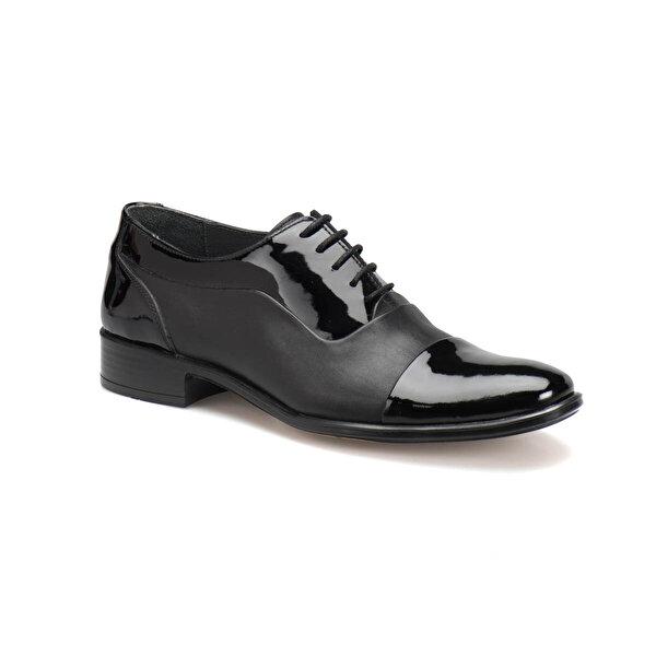 Garamond 409 M 1455 Siyah Erkek Klasik Ayakkabı