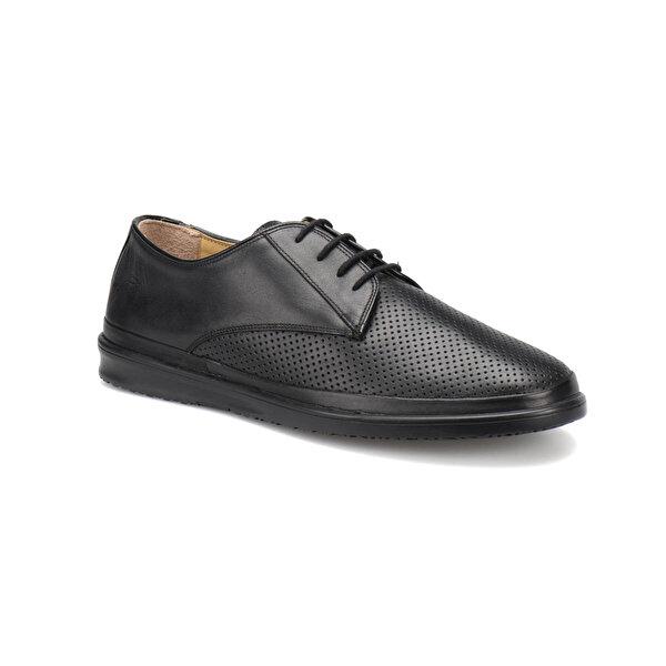 Flogart G-89 M 1455 Siyah Erkek Klasik Ayakkabı