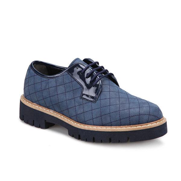 JJ-Stiller 502-N Lacivert Erkek Modern Ayakkabı