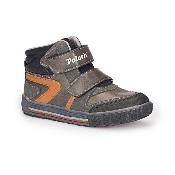 Polaris 72.509765.F Gri Erkek Çocuk Sneaker Ayakkabı