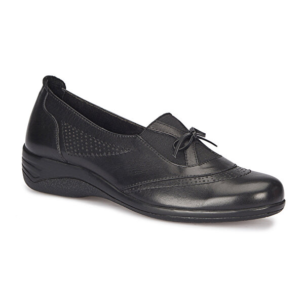 Polaris 5 Nokta 72.110090.Z Siyah Kadın Ayakkabı