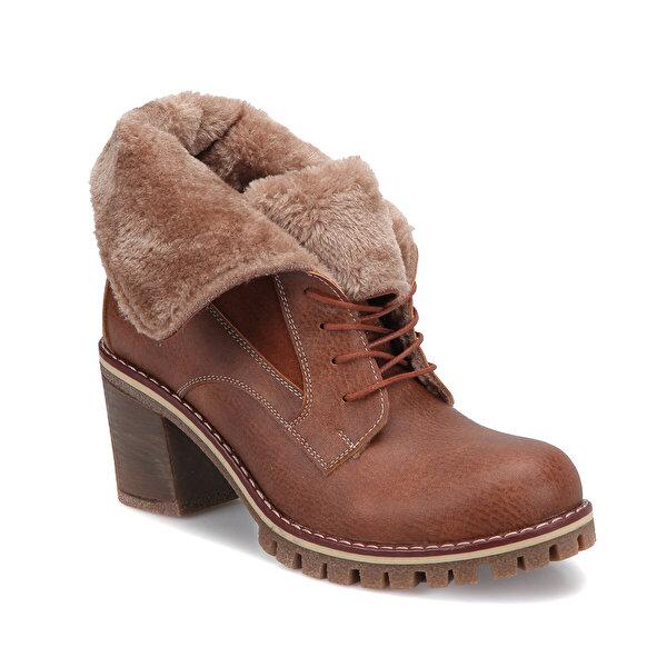 Butigo Z229 Kahverengi Kadın Casual Ayakkabı