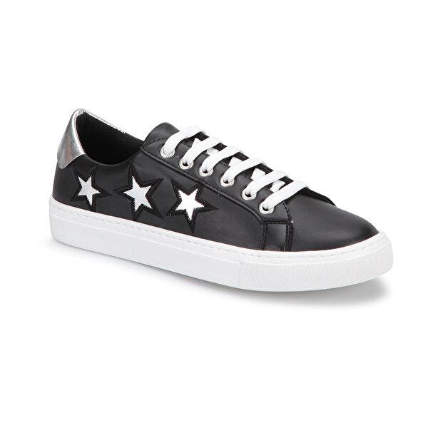 Butigo Z323 Siyah Kadın Sneaker Ayakkabı