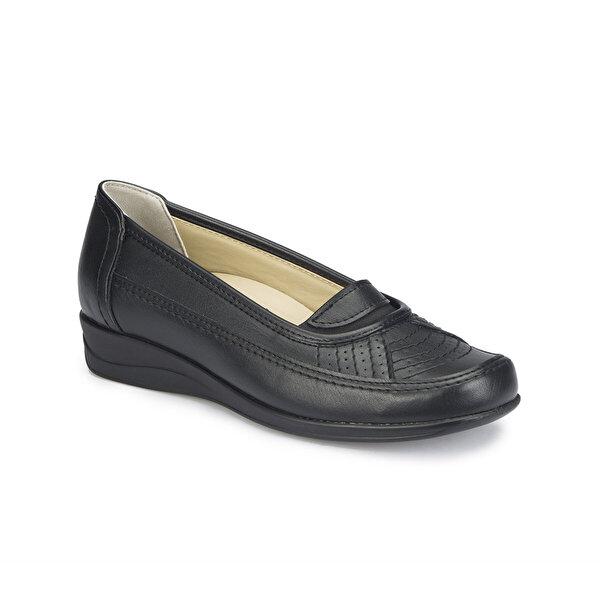 Polaris 5 Nokta 81.109609.Z Siyah Kadın Klasik Ayakkabı