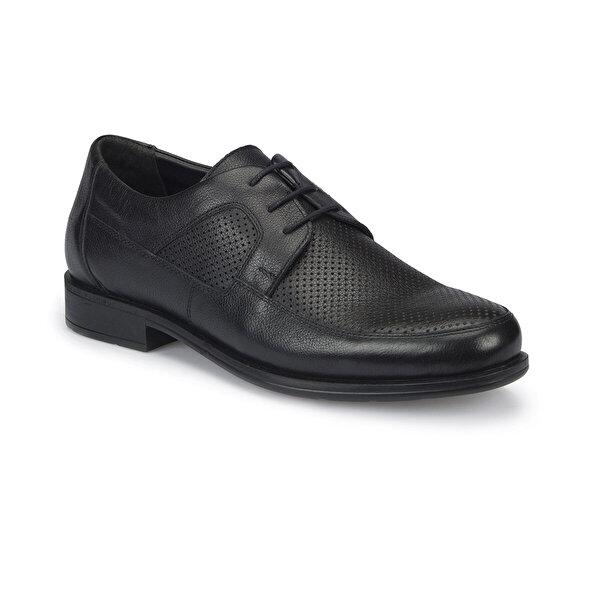 Polaris 81.115005.M Siyah Erkek Klasik Ayakkabı