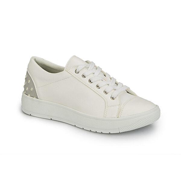Polaris 81.311411.Z Beyaz Kadın Sneaker Ayakkabı