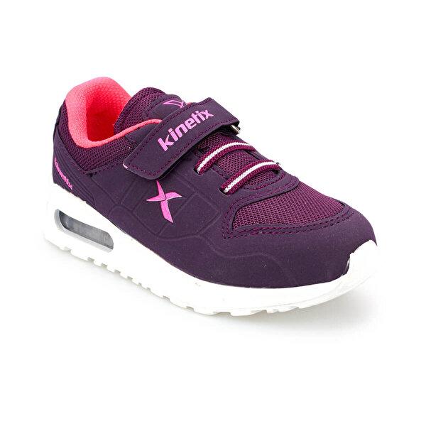 Kinetix BIRNO Mor Kız Çocuk Sneaker Ayakkabı