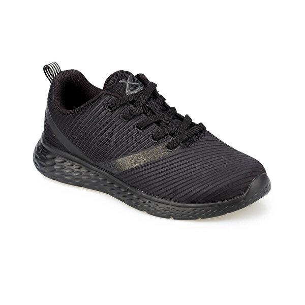 Kinetix DERON W Siyah Kadın Koşu Ayakkabısı