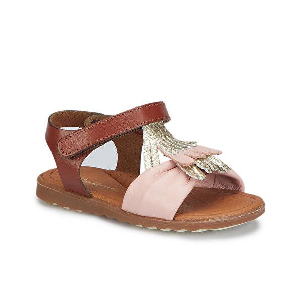 Polaris 81.510033.B Pudra Kız Çocuk Sandalet