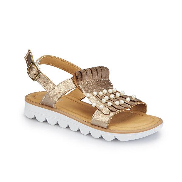 Polaris 81.510123.F Bej Kız Çocuk Sandalet