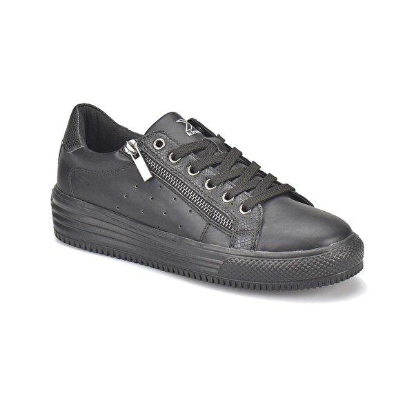 Kinetix OLIVIA Siyah Kadın Sneaker Ayakkabı