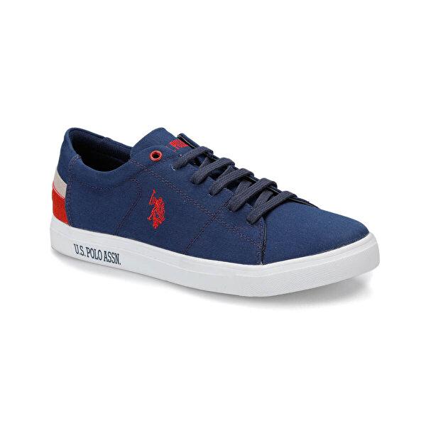 U.S. Polo Assn. SCOTT Lacivert Erkek Sneaker Ayakkabı