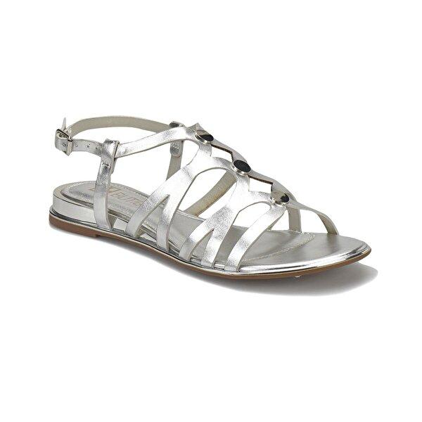 Butigo 18S-2A96348-3 Gümüş Kadın Ayakkabı
