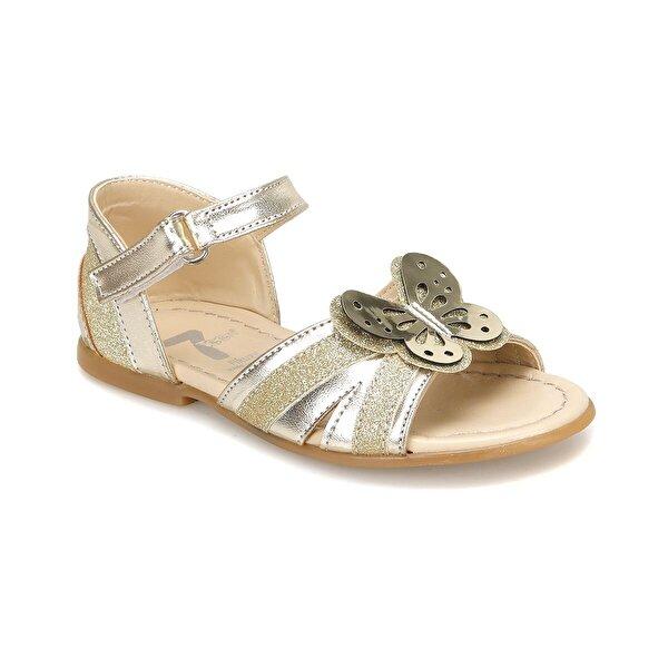 Seventeen FIRUZE Altın Kız Çocuk Sandalet