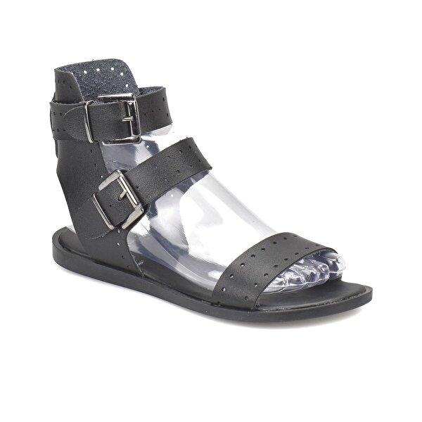 Art Bella CS18072 Siyah Kadın Sandalet