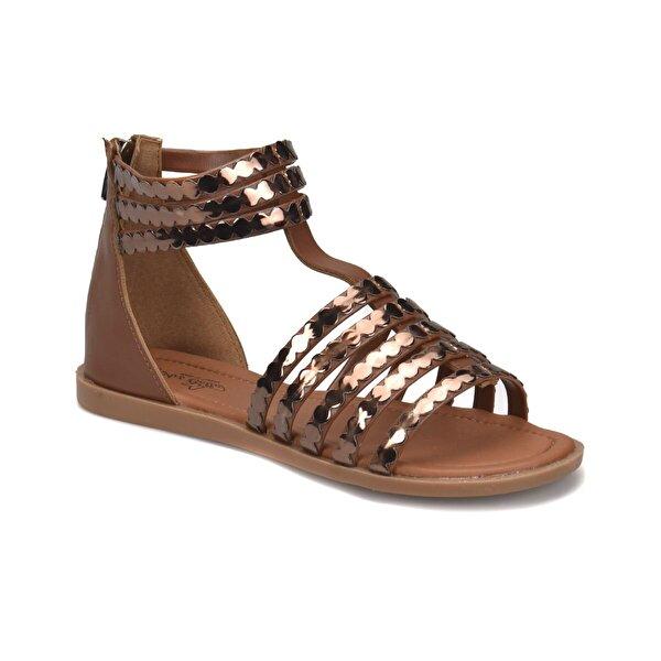 Art Bella CS18070 Taba Kadın Sandalet