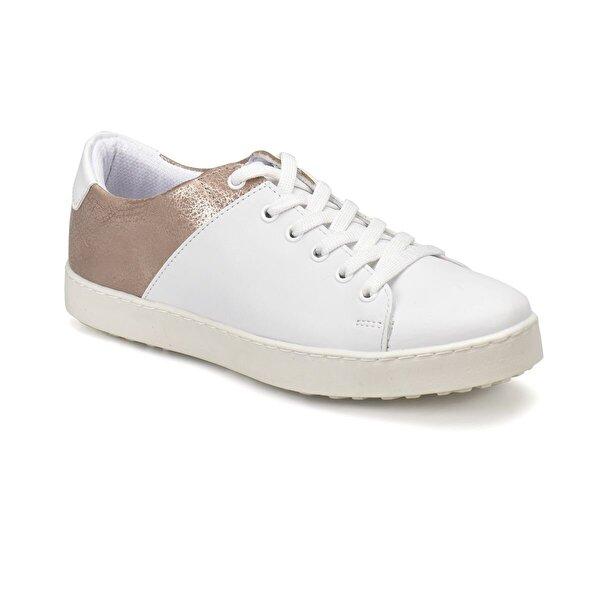 Art Bella CS18044 Beyaz Kadın Sneaker Ayakkabı