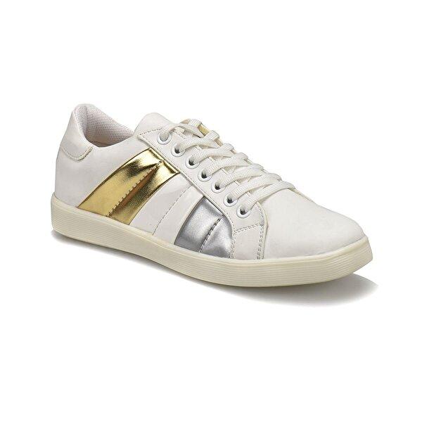 Art Bella CS18046 Beyaz Kadın Sneaker Ayakkabı