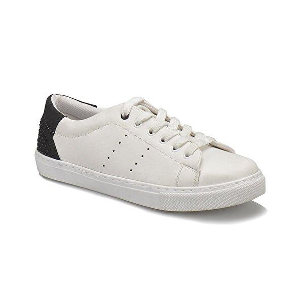 Art Bella U2207-18S Beyaz Kadın Sneaker Ayakkabı