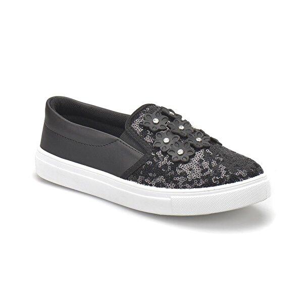 Art Bella CS18122 Siyah Kadın Slip On Ayakkabı