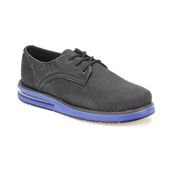 JJ-Stiller NERON Siyah Erkek Ayakkabı