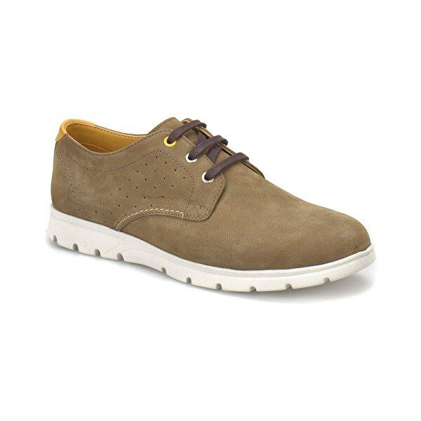 Flogart 40-3 Kum Rengi Erkek Comfort Ayakkabı