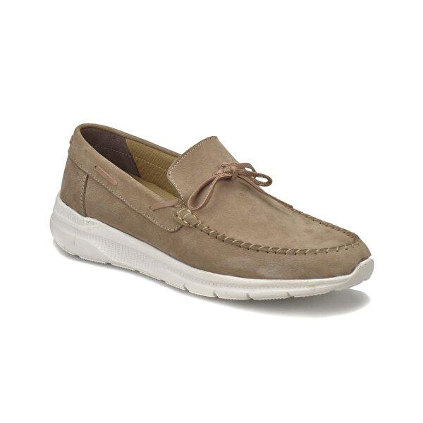 Flogart 70423-3 Kum Rengi Erkek Comfort Ayakkabı