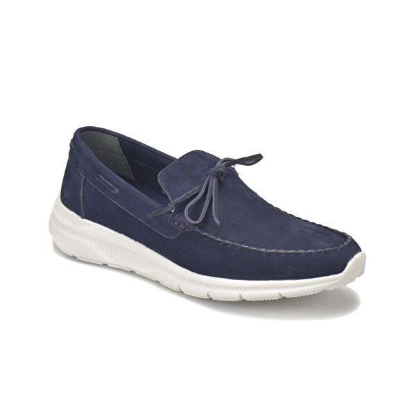 Flogart 70423-3 Lacivert Erkek Comfort Ayakkabı