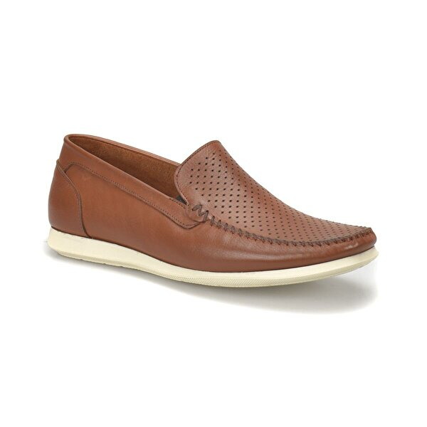 Flogart 278-1 M 6674 Taba Erkek Modern Ayakkabı