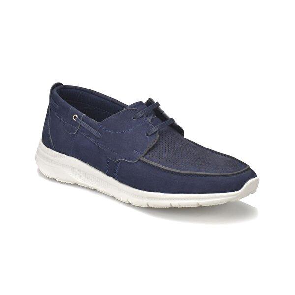 Flogart 70423 Lacivert Erkek Modern Ayakkabı