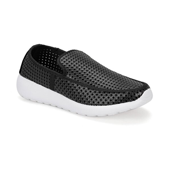 Flexall GIAN-40 Siyah Erkek Comfort Ayakkabı