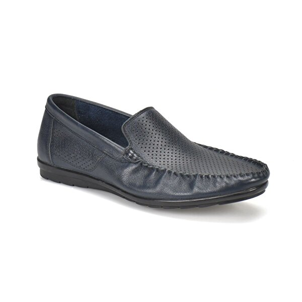 Oxide 2251 Lacivert Erkek Loafer Ayakkabı