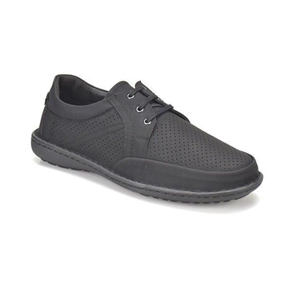 Flexall ZMRT-6 Siyah Erkek Klasik Ayakkabı