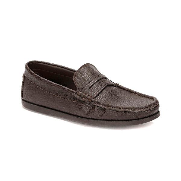 Flexall 171 Kahverengi Erkek Comfort Ayakkabı
