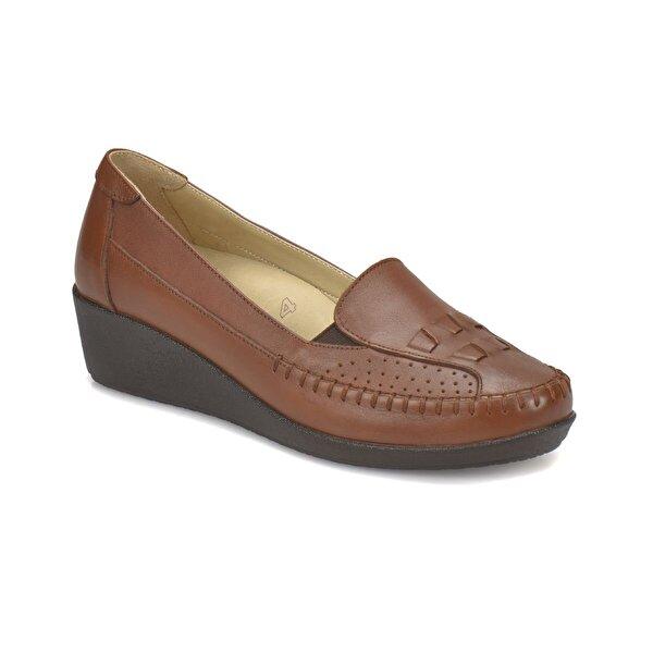 Polaris 5 Nokta 81.111126.Z Taba Kadın Ayakkabı