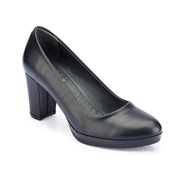 Polaris 82.310256.Z Siyah Kadın Ayakkabı