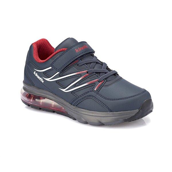 Kinetix OZON PU J Lacivert Erkek Çocuk Koşu Ayakkabısı