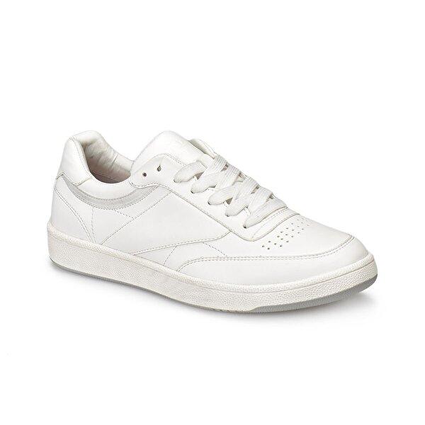 Lumberjack LOTTE PU Beyaz Erkek Sneaker