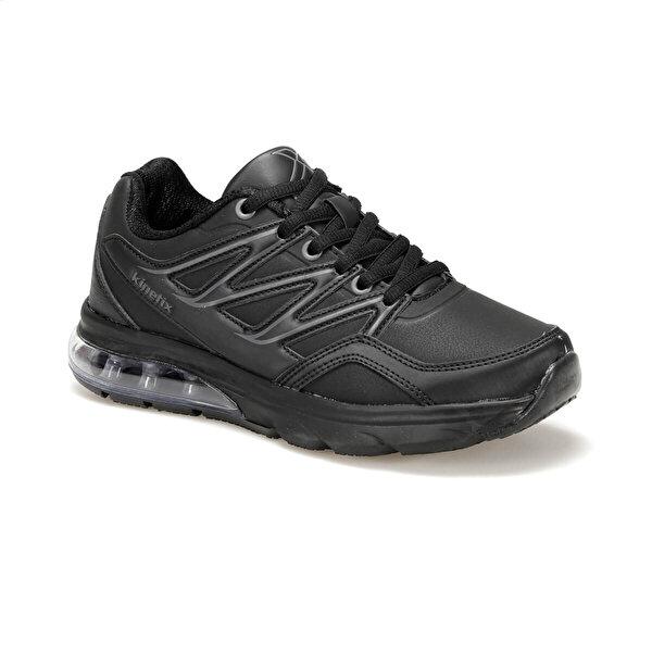 Kinetix OZON PU Siyah Erkek Çocuk Koşu Ayakkabısı