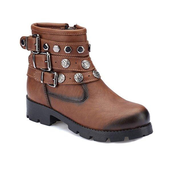 Polaris 82.510561.F Kahverengi Kız Çocuk Ayakkabı