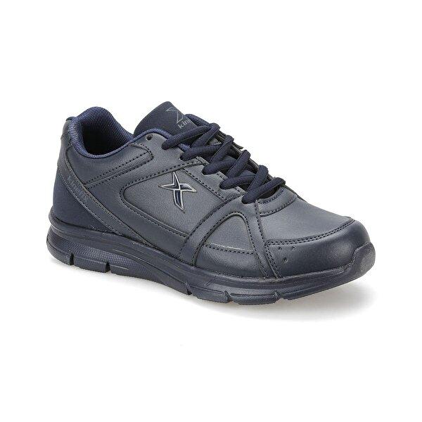 Kinetix KALEN PU Lacivert Erkek Çocuk Koşu Ayakkabısı