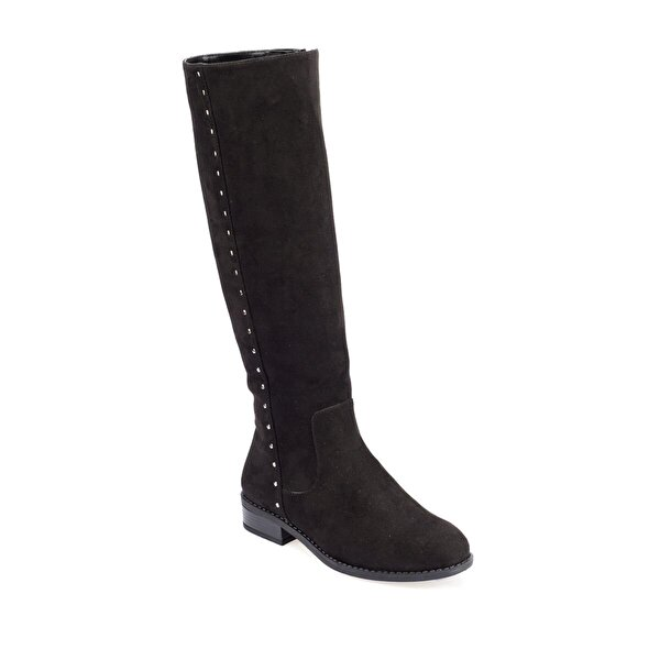 Polaris 82.312405SZ Siyah Kadın Dress Ayakkabı
