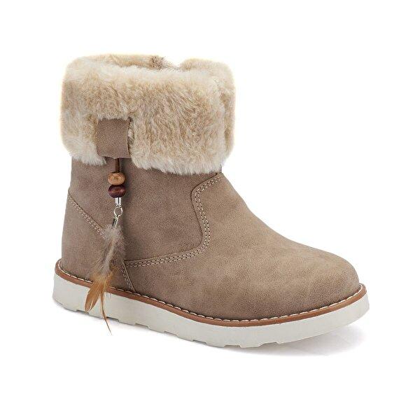 Polaris 82.509829.F Kum Rengi Kız Çocuk Sandalet
