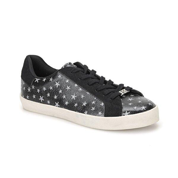 Butigo 18K-118 Siyah Kadın Sneaker Ayakkabı