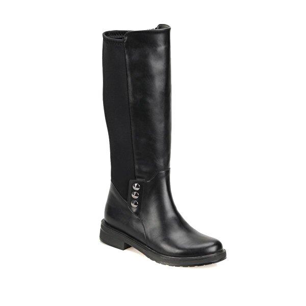Butigo 18K-001 Siyah Kadın Dress Ayakkabı