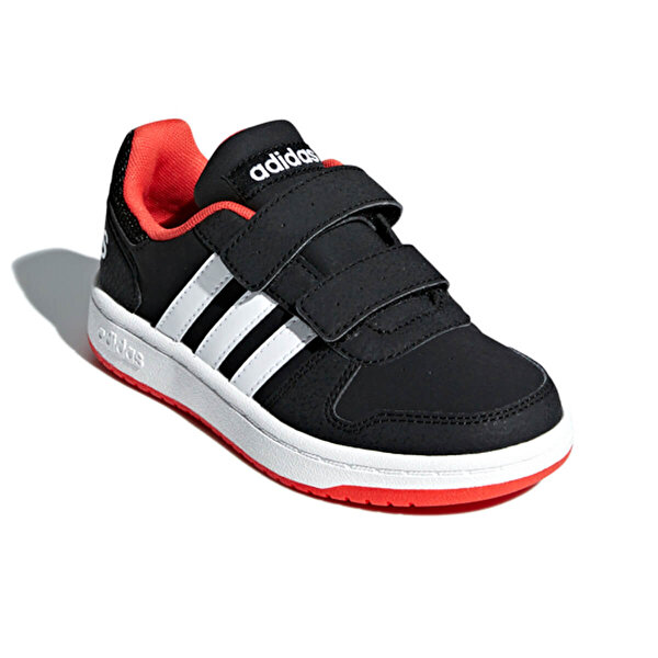 adidas HOOPS 2.0 CMF Siyah Erkek Çocuk Sneaker Ayakkabı