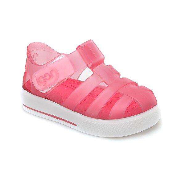 Igor S10171 STAR Fuşya Kız Çocuk Sandalet