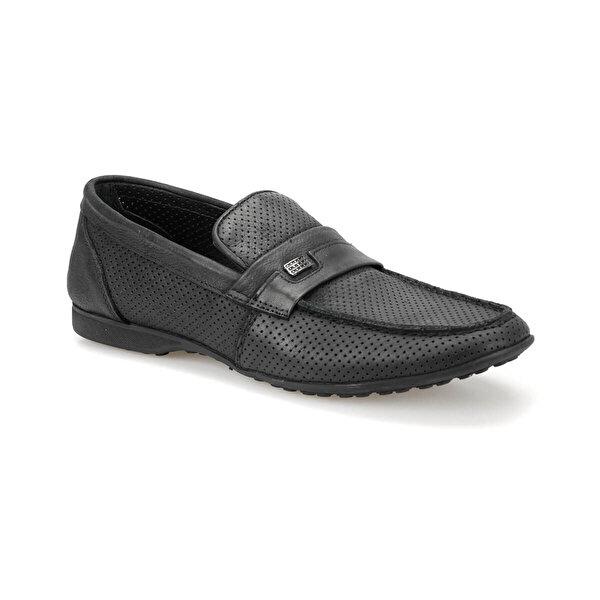 Garamond 2354 Siyah Erkek Ayakkabı