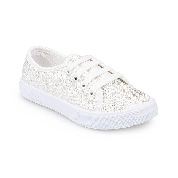 Polaris 91.509151.F Beyaz Kız Çocuk Sneaker Ayakkabı